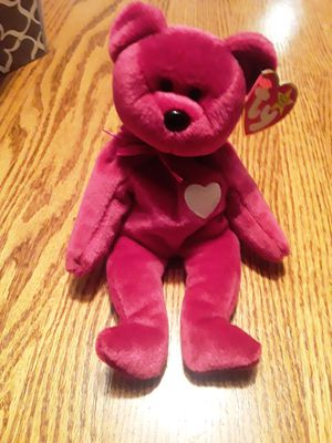 RARE Ty beanie babie Valentina for Sale in Federal Way, WA
