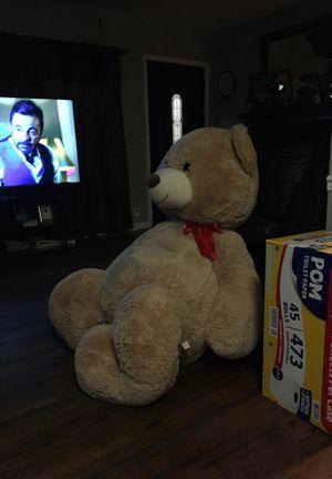 Super Big Teddy Bear for Sale in Arlington, TX