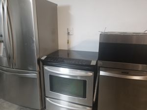 Kenmore Elite stainless steel appliances for Sale in Kissimmee, FL