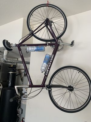 Cannondale CAAD3 Race Bike Size 60 Carbon Fiber Fork Carbon Fiber Bars for Sale in Scottsdale, AZ