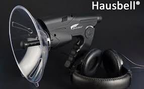 Hausbell Ear Spy Listening Device Bionic Audio Hunting Candid for Sale in Gardena, CA