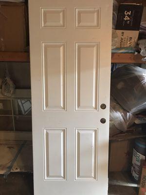 Brand new fiberglass door for Sale in Los Angeles, CA