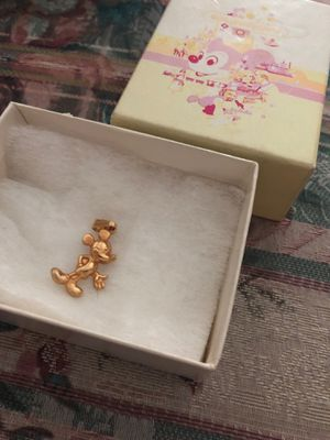 Mickey Mouse Charm 14K GF Walt Disney for Sale in Valley View, OH