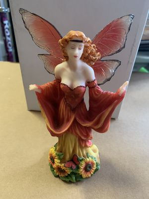 Sunflower fairy statue for Sale in Deltona, FL