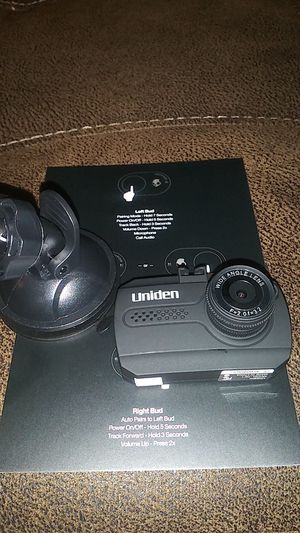 Uniden mini camera for car ect.. for Sale in Buffalo, NY