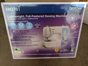 New Brother Sewing Machine XM2701 for Sale in Laurel, MD