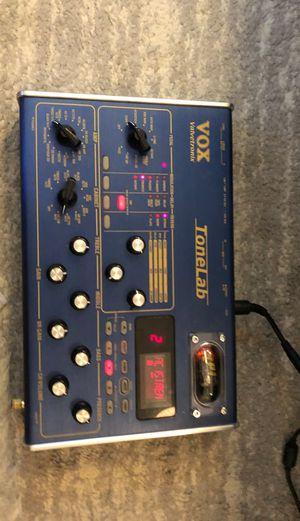 Vox valvetronix ToneLab for Sale in New York, NY