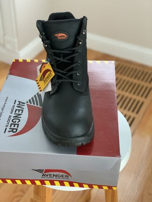 Men's Avenger Work Boots (A7627) for Sale in Stoughton, MA
