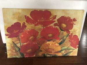 Flower Wall Decor for Sale in Grand Rapids, MI