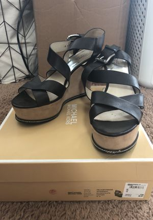 MK wedges size 10 for Sale in Portland, OR