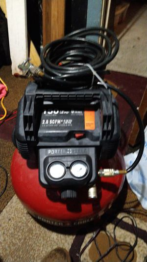 Porter Cable Air Compressor for Sale in North Little Rock, AR