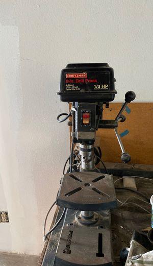 8in drill press for Sale in Corona, CA