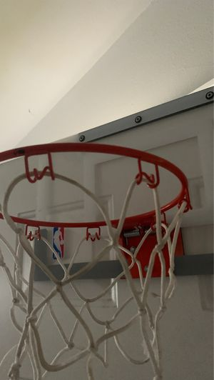 Spaulding NBA Over the door goal for Sale in Harvey, LA