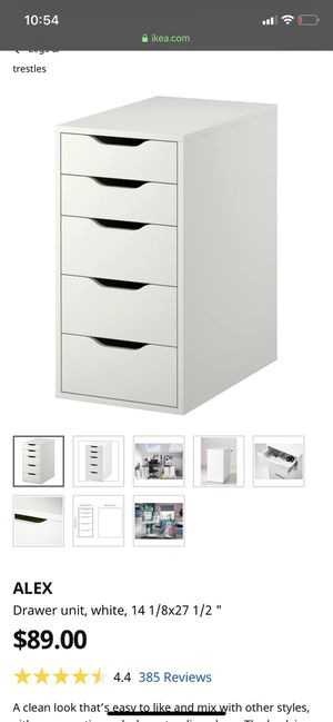Alex drawer for Sale in Fresno, CA