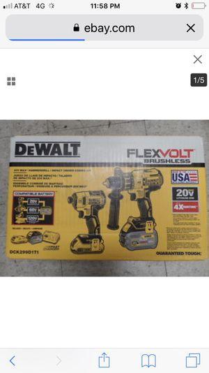Dewalt 60 FlexVolt for Sale in Tampa, FL