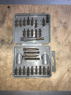 Drill Bit Set for Sale in Ashtabula, OH