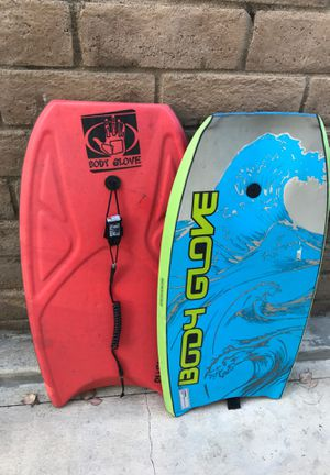 Body Glove boogie boards / sponges for Sale in Anaheim, CA