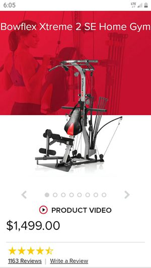 Bowflex workout machine! for Sale in Lexington, NC