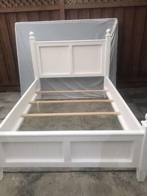 Full bed frame for Sale in Sunnyvale, CA
