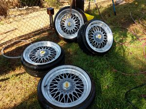 """BBS replicas 18"""" staggered for Sale in Riverside, CA"""