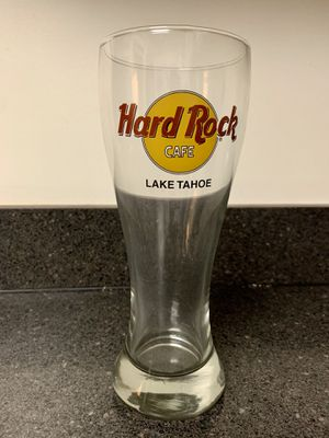 Hard Rock Cafe Lake Tahoe Pint Glass for Sale in Alexandria, VA
