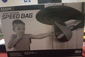 Majik over the door speed bag for Sale in Duncanville, TX