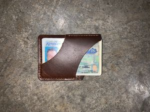 Handmade Leather Wallet for Sale in Independence, KY