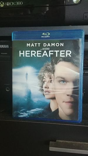 Hereafter Blu-ray for Sale in Knoxville, TN