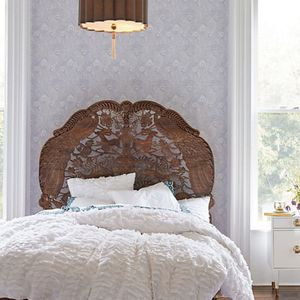 Luxury Anthropology King Bed for Sale in Cleveland, OH