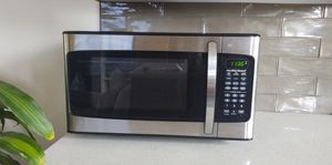 Hamilton beach stainless steel microwave! for Sale in Dallas, TX
