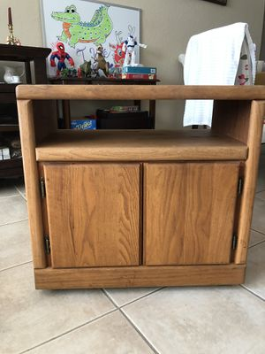 Stand for tv or nightstand for Sale in Windermere, FL
