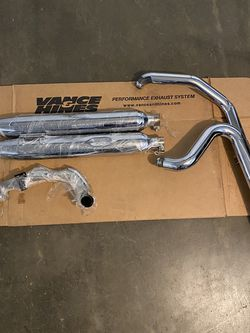 Harley Davidson Exhaust System for Sale in La Puente,  CA