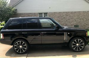 Runs-Great/Price 2,500$/2O11 RANGE ROVER(HSE)LOW MILES!! for Sale in Portland, OR