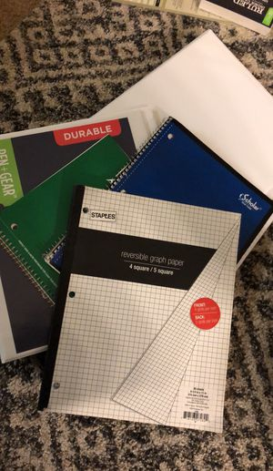 School/office supplies for Sale in San Marcos, CA