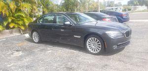 2009 BMW 750LI, very clean! Only 64,000 miles! NEEDS MOTOR! for Sale in St Petersburg, FL