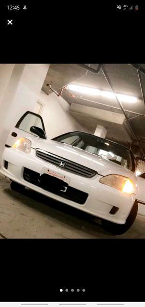 Honda civic 99 lx for Sale in Corona, CA