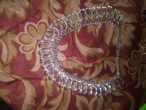 Silver necklace for Sale in San Antonio, TX