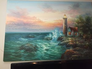 Oil painting. for Sale in Ridge, NY