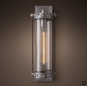 Iron Sconce - Restoration Hardware for Sale in Oakland, CA