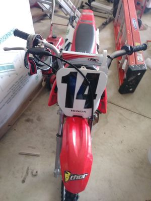 Honda 70 CRF Dirt Bike for Sale in Columbia Station, OH