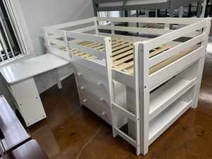 Brand new multifunction loft bed for Sale in Bolingbrook, IL