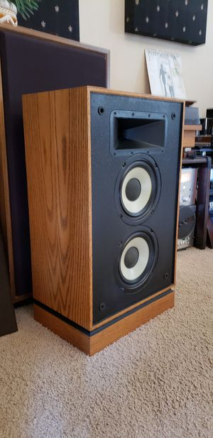 1984 Vintage Completely Original Klipsch KG4 Speakers for Sale in Maricopa, AZ