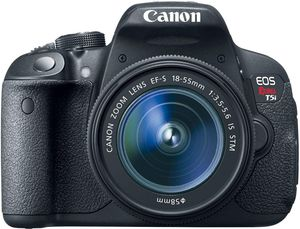 Canon Rebel T5i + accessories for Sale in Piscataway, NJ
