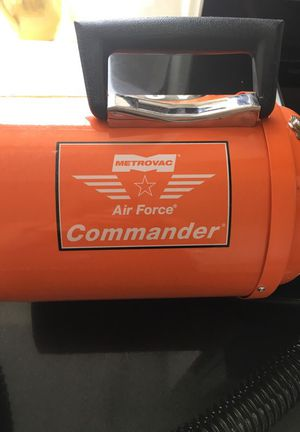 Air Force Commander - 4.0 Horsepower - Dog Dryer for Sale in New York, NY