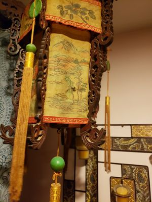 Would vintage Asian hanging lantern for Sale in Federal Way, WA