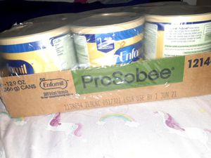Enfamil ProSobee Soy for Sale in E RNCHO DMNGZ, CA