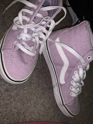 purple vans for Sale in Dallas, TX