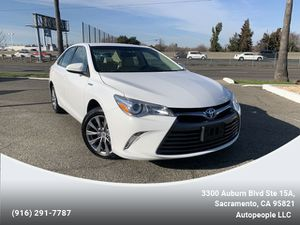 2016 Toyota Camry for Sale in Sacramento, CA