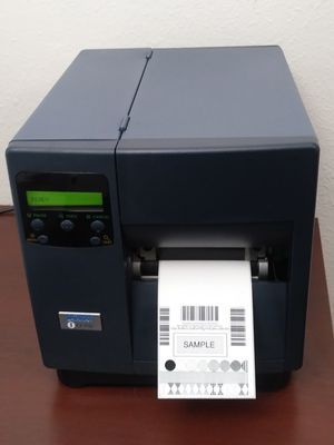 Printer Datamax I CLASS Industrial Printer Thermal Labels. for Sale in Phoenix, AZ