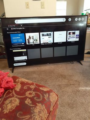 LG 65 inches smart TV for Sale in Salisbury, MD